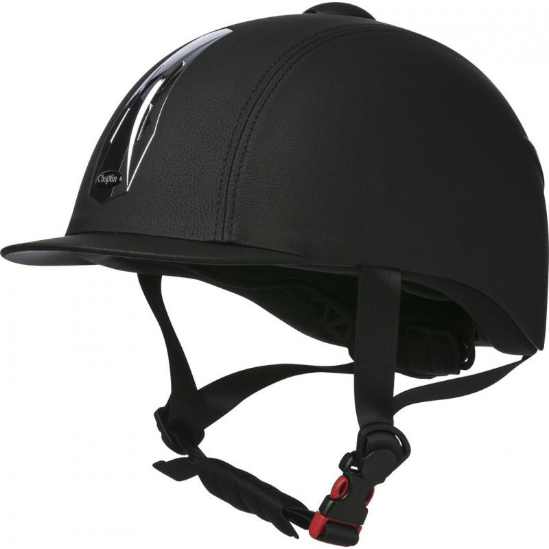 CHOPLIN - Premium grainé helmet