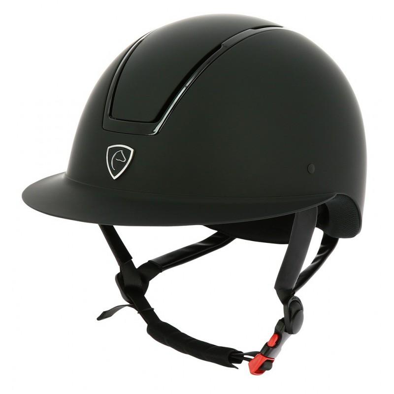 EQUITHÈME - Glint Mat helmet