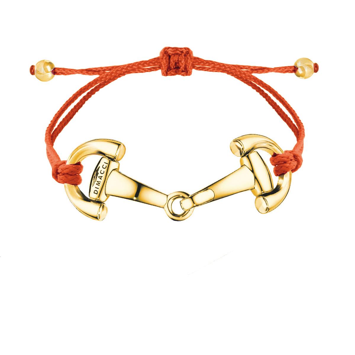 Dimacci - PONY Bracelets gold color