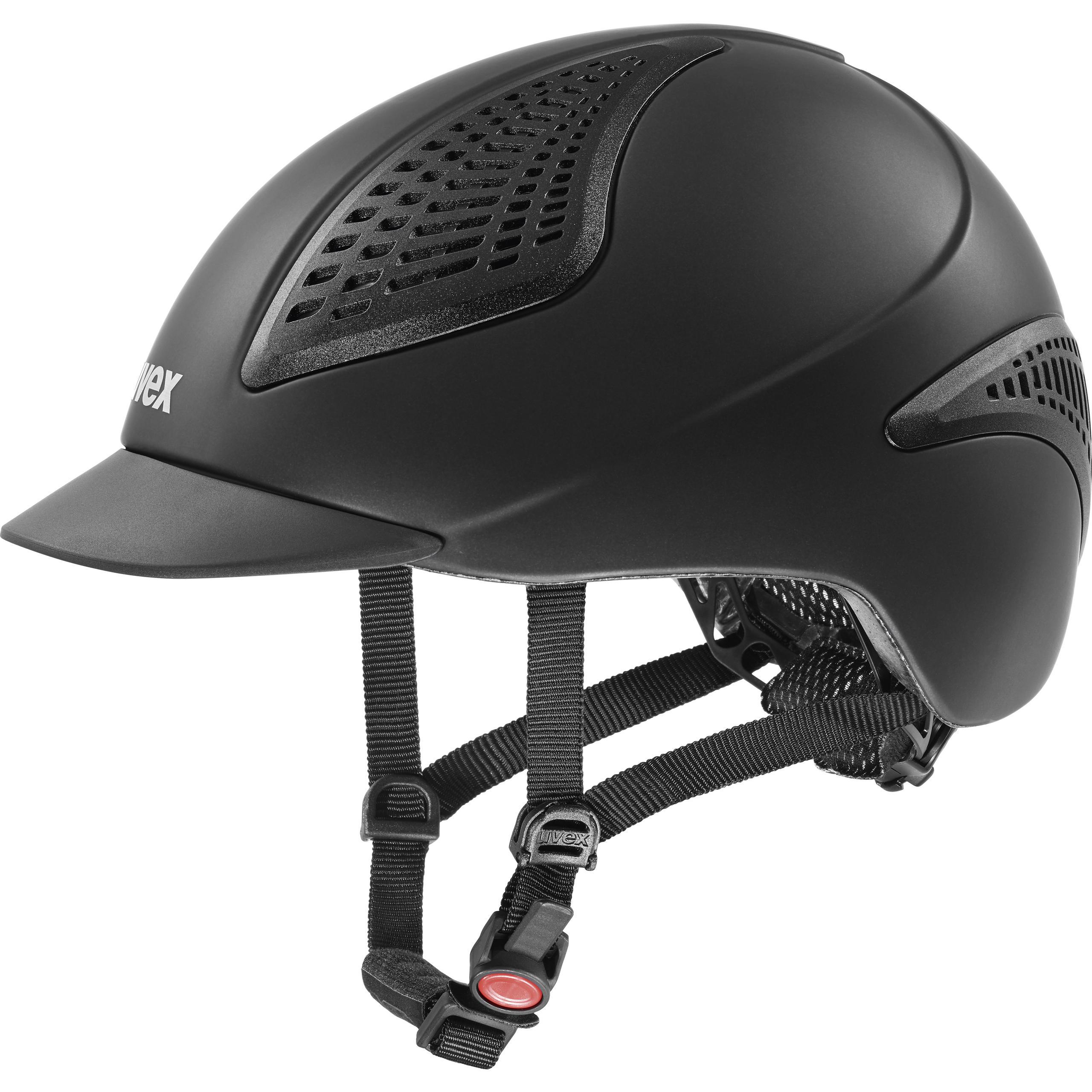 Uvex exxential II helmet