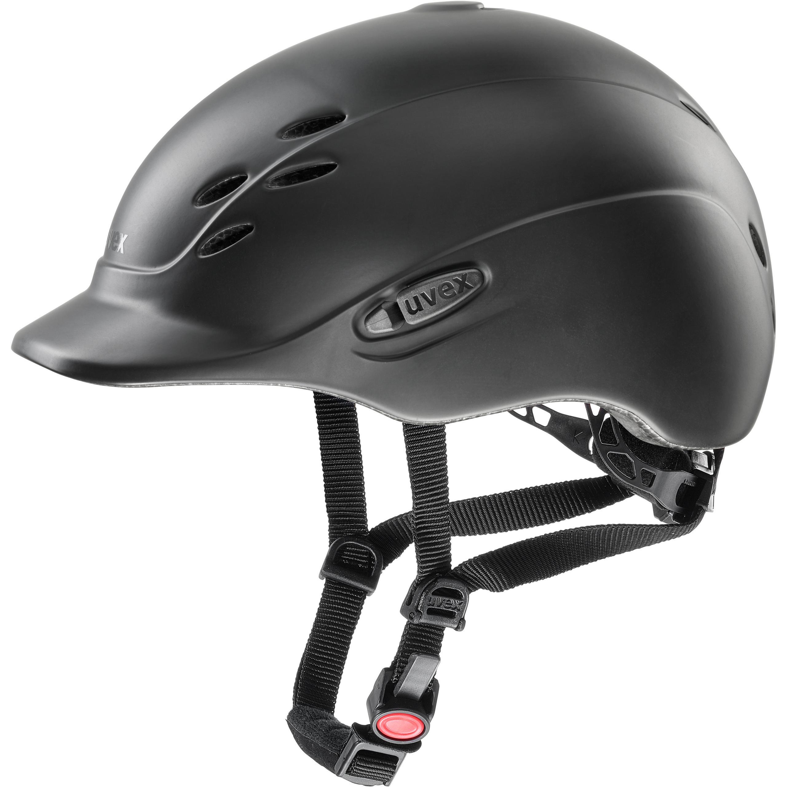 Uvex onyxx mat helmet