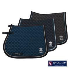 Kingsland - Grove Saddle Pad w/cotton waffel