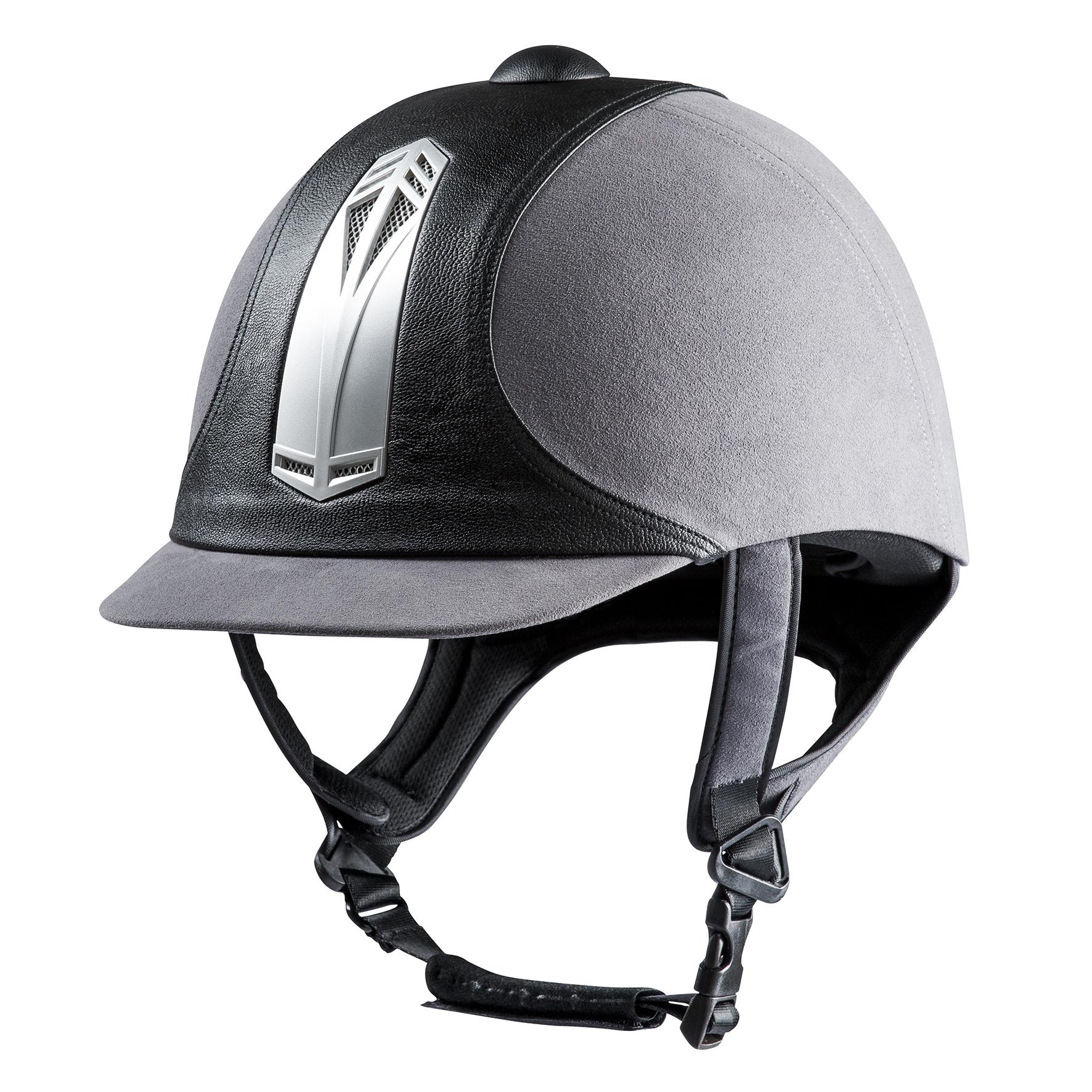 Choplin - Premium gris  helmet
