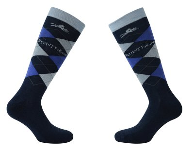 Equi Theme - Argyle Socks