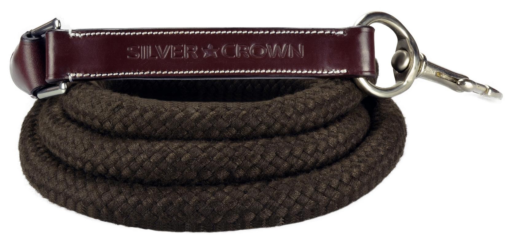 Silver Crown - Halter Rope