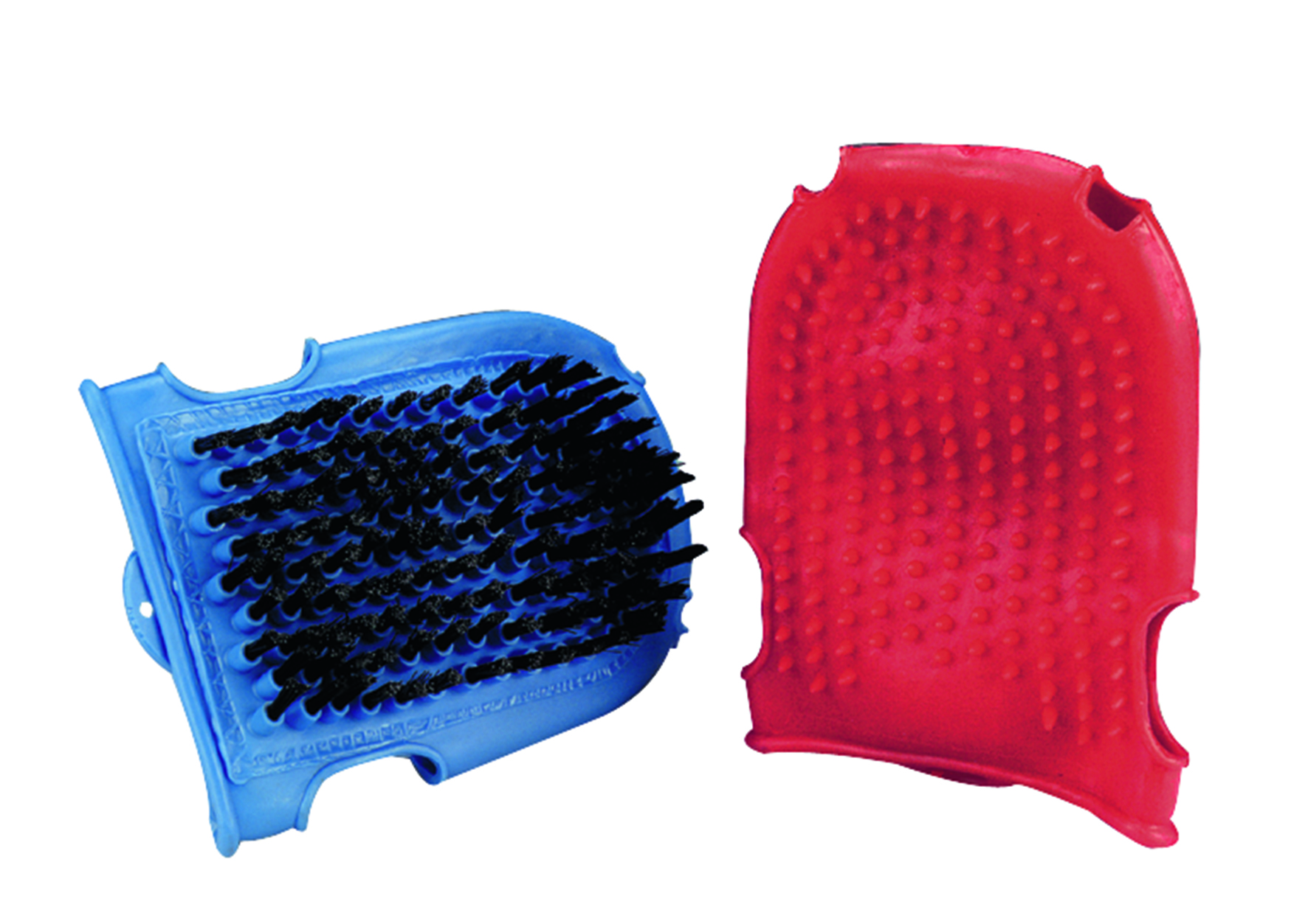Grooming Brush and Gloves