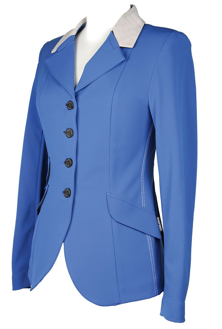Manfredi - Detachable Competition Ladies Jacket