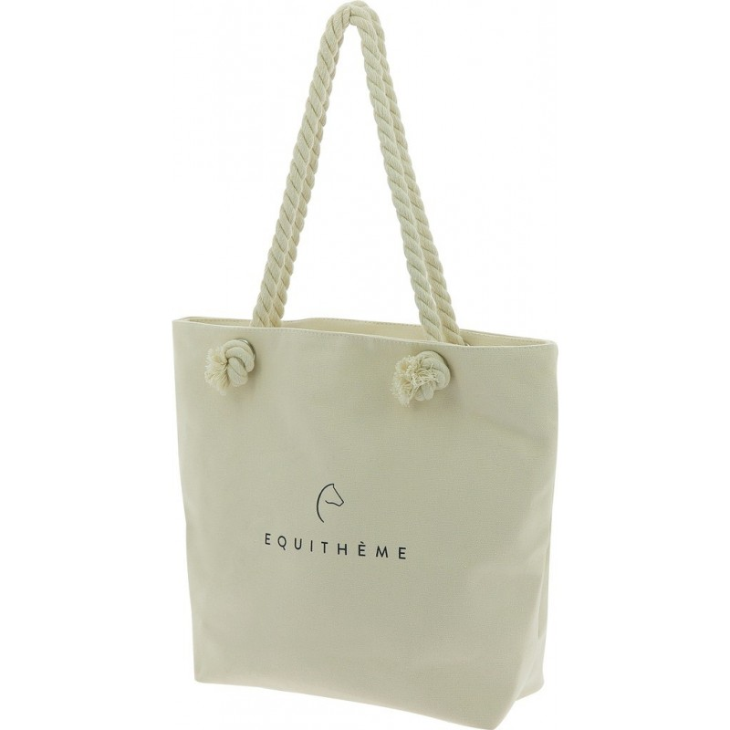 EQUITHÈME - Canvas bag
