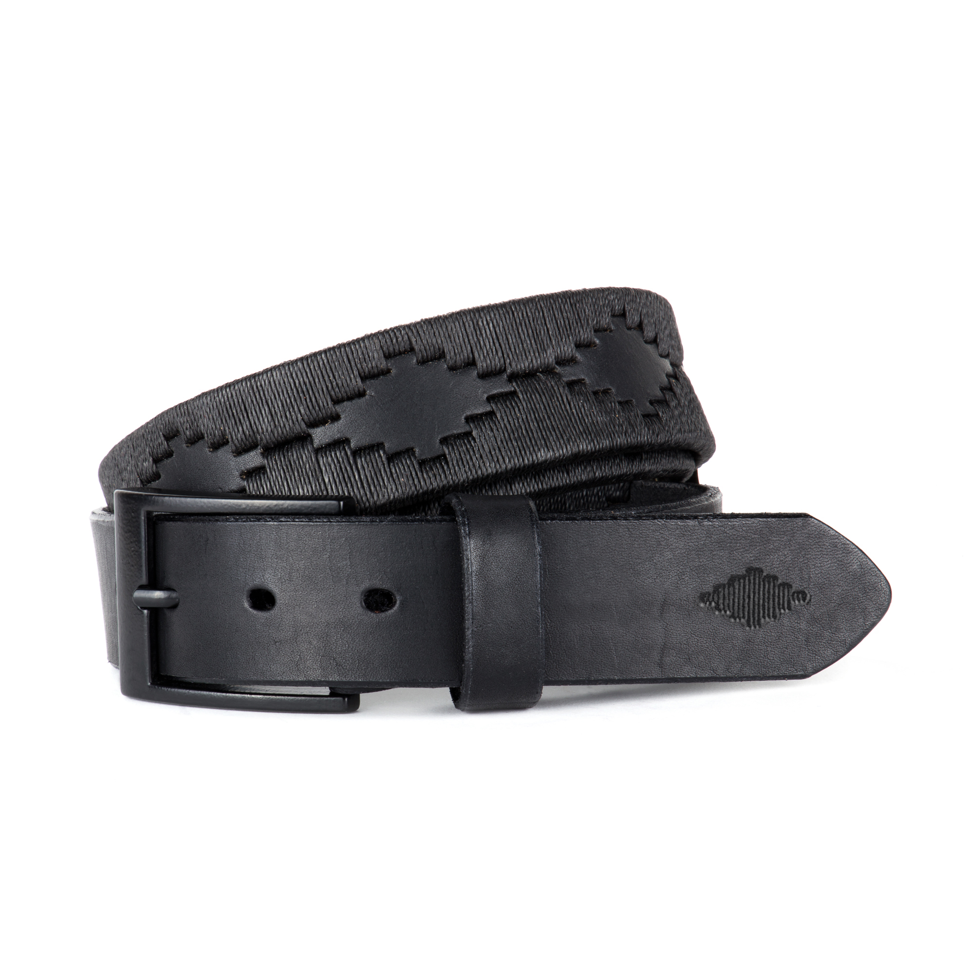 pampeano - Black Label Edition Polo Belt